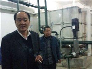 电脑下注网站人大副主任、供热指挥长李宗贤深夜到一线调研