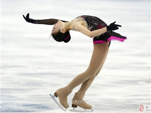 国家花样滑冰运动员李子君