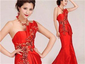大红中国!大美旗袍!