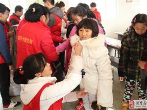 孩子的心会被温暖 爱心人士会创造奇迹