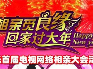 新乐网-新乐金地市场电视网络相亲大会活动2