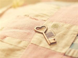 小清新唯美爱情心形