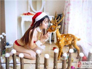美女研究生化身最性感圣诞礼物