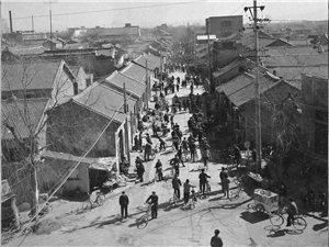 往事记忆:看看32年前的老临汾城是什么样子