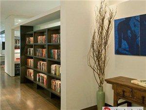 假如有这样的书房,我会爱上看书,哈哈