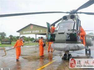 印尼方面称失联客机搜救暂停 将于29日早上重启