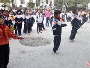南桥中心小学冬季学生运动会