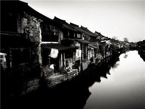 【转帖】黑白效果下 美到爆的城市印象(组图)