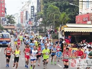 厦门马拉松今日8时鸣枪开赛 43064名选手报名参赛