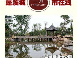 2015年超实用的蓬溪县风光电子挂历