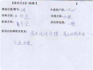 潢川建鼎国际1月2号看房日记第三篇