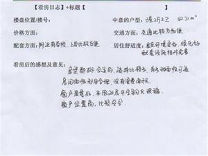 潢川建鼎国际1月2号看房日记第四篇