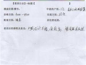 潢川建鼎国际1月2号看房日记第九篇