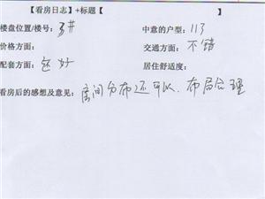 潢川建鼎国际1月2号看房日记第十一篇