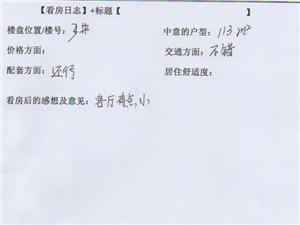 潢川建鼎国际1月2号看房日记第十二篇