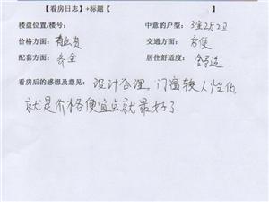 潢川建鼎国际1月2号看房日记第十五篇