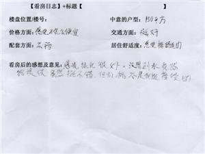 潢川建鼎国际1月2号看房日记第十六篇