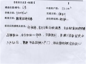 潢川建鼎国际1月2号看房日记第十八篇