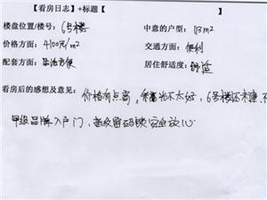 潢川建鼎国际1月2号看房日记第十九篇