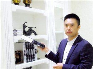 新浪网专访天华木业集团总裁刘富鑫