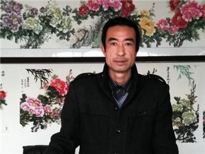 甘肃省美协理事曹杰儒国画作品欣赏