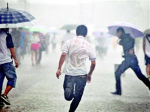 沒有傘的孩子才會努力奔跑