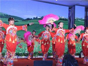 2015合阳网络春晚天和园酒楼录制现场掠影