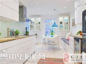 小厨房橱柜设计有妙招 拓展空间不要拥挤