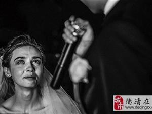 暖心一刻  2014全球最佳婚礼照揭晓