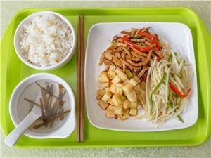 好吃!实惠!卫生!广汉素食好去处――九源素自助素食餐厅