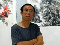 西北书画艺术网特约画家来冰简介
