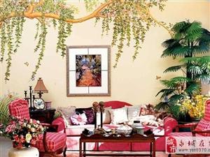 手绘墙,太美了,准备装修的可以考虑考虑
