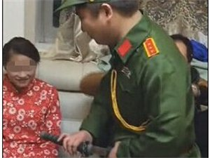 """""""皇军""""又来调戏""""花姑娘"""""""