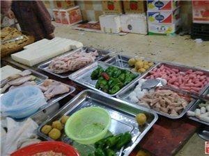 宁远桐山农贸市场和润万家超市一楼(黄小艳女士酿的酿豆腐味道超棒哦)