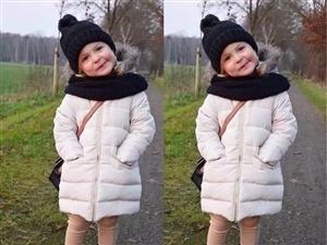 一位3岁小潮妞儿,刷爆了全世界的朋友圈!