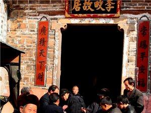 """上栗与湖南的交界有一处被誉为""""吴头楚尾""""的地方,名?#26032;?#30707;街。"""