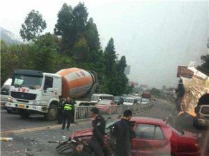 【网友爆料】安溪大岭发生一起严重交通事故,现场惨不忍睹(有图)