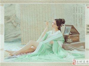 盘子女人坊的摄影风格蛮有特色的,都是中国古典范