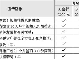 【邀�函】�菲皆诰�2015春�拜年(��意)��l�V告套餐