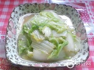 舌尖上的水煮白菜