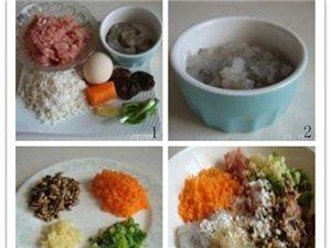 雪花丸子的做法,雪花丸子怎么做好吃,雪花丸子的家常做法