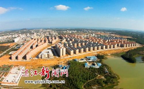 湛江钢铁安置小区首批回迁户春节前入住
