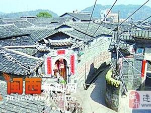 读者反映:水泥路,破坏了芷溪古村原有风貌