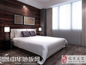巧克力般的诱惑 棕色调卧室地板搭配欣赏