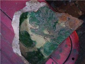 2月8日再赴双郭楼发现古钱币现场
