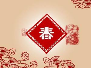 余江春节街景