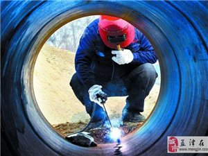 """""""引黄入洛"""" 牡丹文化节前工程将具备通水条件"""