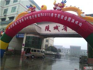 陵城网、陵县吧2015新春联谊会