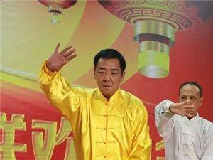 陈氏太极第十二代嫡宗传人陈西鹏亮相合阳网络春晚现场