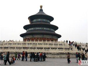 拜年――-北京天坛庙会随拍